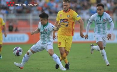 Kết quả Bình Định vs Thanh Hóa, video vòng 10 V.League 2021