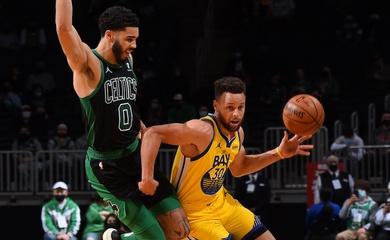 Jayson Tatum so tài đỉnh cao với Stephen Curry, Celtics cùng GSW rượt đuổi nghẹt thở