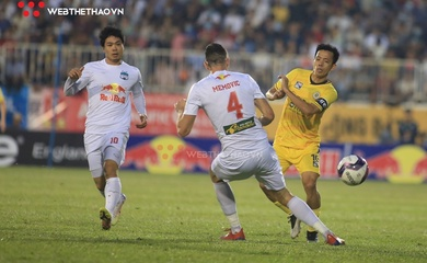 Kết quả HAGL vs Hà Nội, video vòng 10 V.League 2021