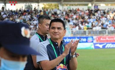 HLV Kiatisuk: Kinh nghiệm từ trận Nam Định giúp HAGL đánh bại Hà Nội