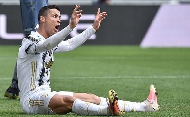 Ronaldo khiến Juventus lo ngại trước trận đầu sinh tử