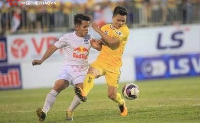 Thể thức thi đấu V.League 2021: Hà Nội FC lâm nguy