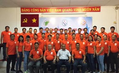 Đào tạo trọng tài điền kinh bậc 1 Quốc gia phục vụ SEA Games 31