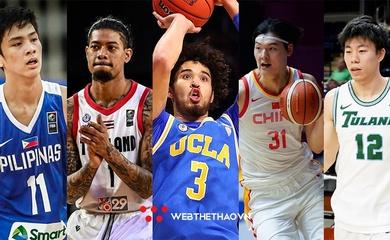 5 cầu thủ gốc Á sáng cửa thi đấu tại NBA