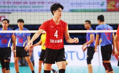 Trực tiếp bóng chuyền Cúp Hùng Vương 2021 hôm nay: Chung kết nam Tràng An Ninh Bình vs Sanest Khánh Hòa