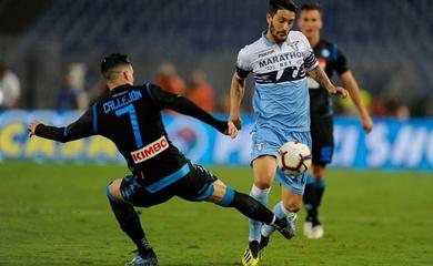 Nhận định Napoli vs Lazio, 01h45 ngày 23/04, VĐQG Italia