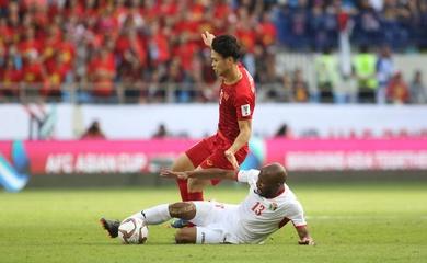 """Lộ diện """"quân xanh"""" của tuyển Việt Nam trước thềm VL World Cup 2022"""