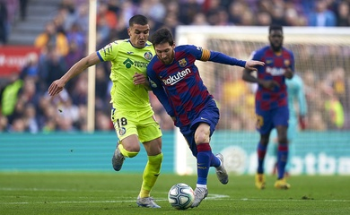 Link xem trực tiếp Barca vs Getafe, bóng đá Tây Ban Nha hôm nay 23/4