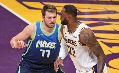 Nhận định NBA: Los Angeles Lakers vs Dallas Mavericks (Ngày 23/4 8h30)