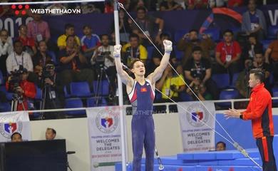 """""""Hot-boy"""" Đinh Phương Thành giành vé dự Olympic 2020 theo cách đặc biệt"""