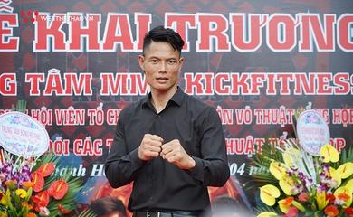Tượng đài Taekwondo Nguyễn Văn Hùng: 30 năm chơi võ nối dài với tham vọng MMA