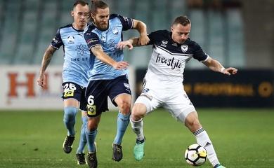 Nhận định Sydney vs Melbourne Victory, 16h35 ngày 27/04, VĐQG Úc