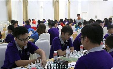 Khai mạc Giải cờ vua đồng đội toàn quốc 2021