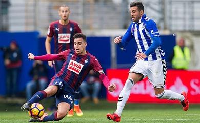 Nhận định Eibar vs Alaves, 19h00 ngày 01/05, VĐQG Tây Ban Nha