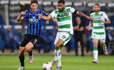 Nhận định Sassuolo vs Atalanta, 20h00 ngày 02/05, VĐQG Italia