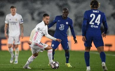 Lịch trực tiếp Bóng đá TV hôm nay 5/5: Chelsea vs Real Madrid