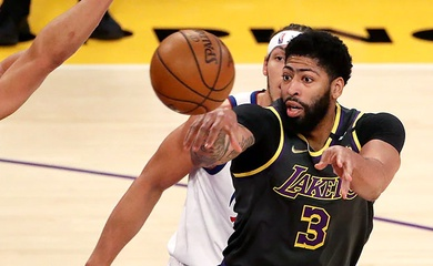 Marc Gasol cùng Anthony Davis hồi sinh, Lakers thắng nghẹt thở Denver Nuggets