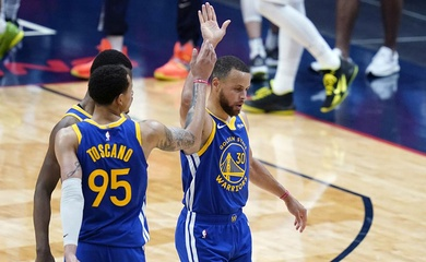 Nhận định NBA: Golden State Warriors vs New Orleans Pelicans (Ngày 5/5 7h00)
