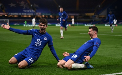 Xem lại bán kết cúp C1 đêm qua: Chelsea vs Real Madrid