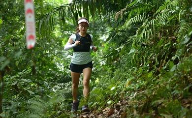 Nổi bật giải chạy Ba Be Jungle Marathon 2021