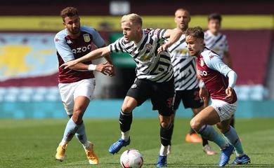 Lịch trực tiếp Bóng đá TV hôm nay 9/5: Aston Villa vs MU