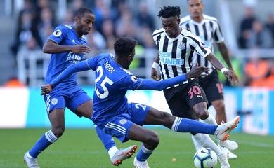 Lịch trực tiếp Bóng đá TV hôm nay 7/5: Leicester City vs Newcastle