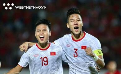 Lịch thi đấu Vòng loại World Cup 2022: Việt Nam đá ngày nào?