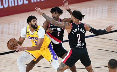 Nhận định NBA: Los Angeles Lakers vs Portland Trail Blazers (Ngày 8/5 9h00)