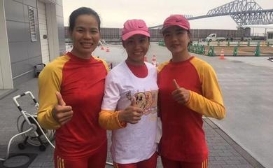 """Chuyện đặc biệt về hai nữ """"chiến binh"""" rowing vừa giành suất Olympic 2020"""