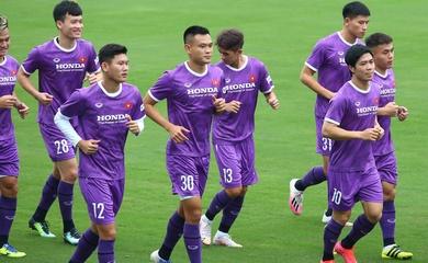 ĐT Việt Nam đặt mục tiêu bao nhiêu điểm ở 3 trận còn lại VL World Cup 2022?