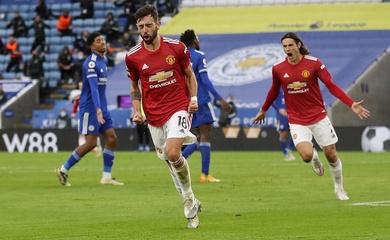 Lịch thi đấu vòng 36 Ngoại hạng Anh: Tâm điểm MU vs Leicester City