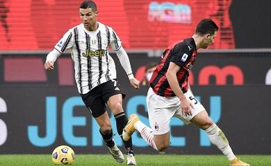 Ronaldo lẽ ra đã tới Milan chứ không phải Juventus