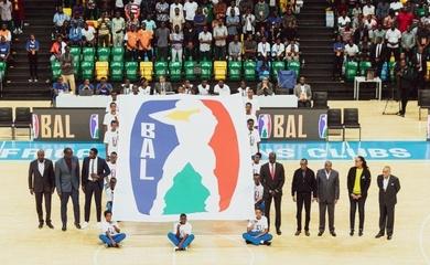NBA làm nên lịch sử với giải bóng rổ mới tại Châu Phi