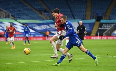 MU vs Leicester City: Đội hình ra sân và thành tích đối đầu