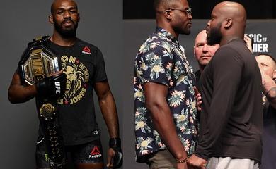 """Dana White lên kế hoạch trận Ngannou vs Lewis 2: """"UFC cần thêm thời gian với Jon Jones"""""""