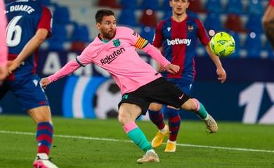 Video Highlight Levante vs Barca, bóng đá Tây Ban Nha hôm nay 12/5