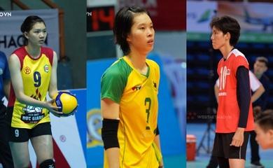 """Điểm mặt những chân dài """"cân team"""" khủng nhất của bóng chuyền nữ Việt Nam"""