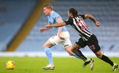 Lịch trực tiếp Bóng đá TV hôm nay 14/5: Newcastle vs Man City