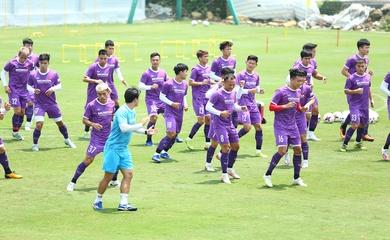 Lý do bất ngờ khiến HLV Park Hang Seo thay đổi lịch tập của ĐT Việt Nam