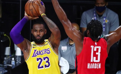 Nhận định NBA: Houston Rockets vs Los Angeles Lakers (Ngày 13/5 9h30)