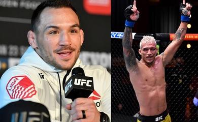 """UFC 262 Michael Chandler: """"Oliveira sẽ được nếm mùi từ loạt đòn đầu tiên"""""""