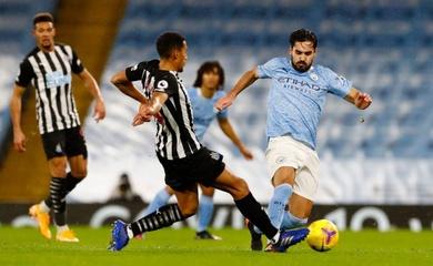Newcastle vs Man City: Đội hình dự kiến và thành tích đối đầu
