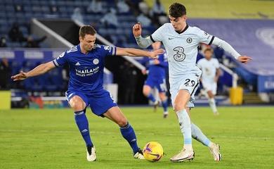 Đội hình ra sân Chelsea vs Leicester City: Havertz dự bị, Werner sắm vai trung phong