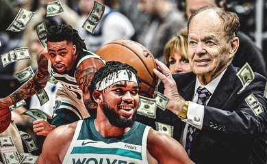 Minnesota Timberwolves đổi chủ với cái giá 1,5 tỷ USD, hứa hẹn diện mạo mới