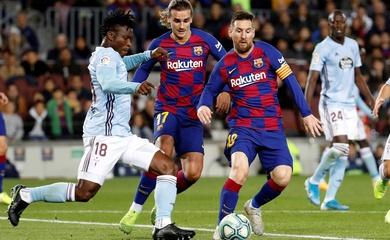 Link xem trực tiếp Barca vs Celta Vigo, bóng đá Tây Ban Nha hôm nay 16/5