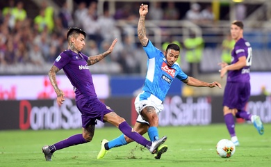 Video Highlight Fiorentina vs Napoli, bóng đá Ý hôm nay 16/5