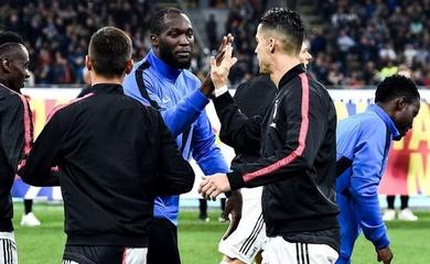 Đội hình ra sân Juventus vs Inter Milan: Ronaldo đấu Lukaku