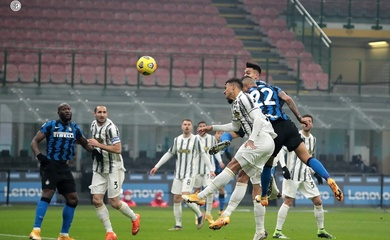 Link xem trực tiếp Juventus vs Inter Milan, bóng đá Ý hôm nay 15/5
