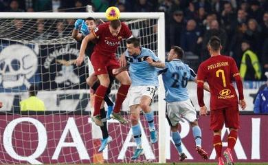 Link xem trực tiếp AS Roma vs Lazio, bóng đá Ý hôm nay 16/5