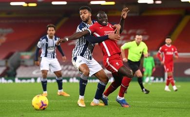 Đội hình ra sân West Brom vs Liverpool: Tam tấu Salah - Mane - Firmino